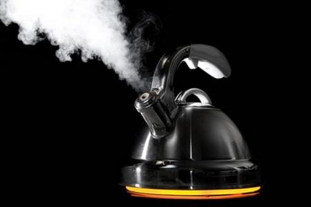 кипящий чайник