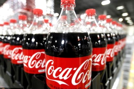 напиток кока-кола