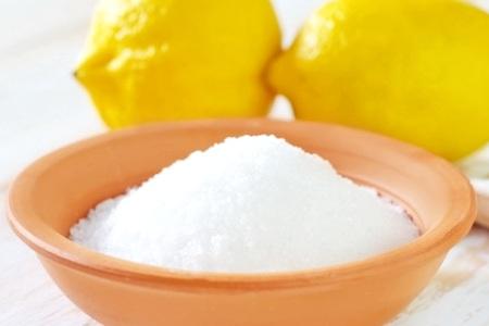лимонная кислота и лимоны