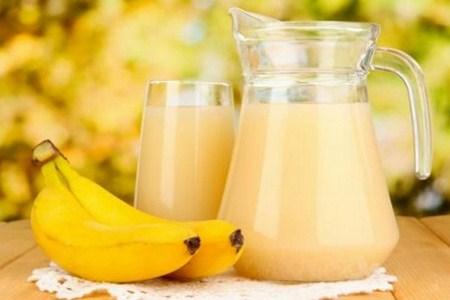 бананы и пюре