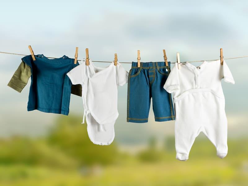 стирка детской одежды с аспирином