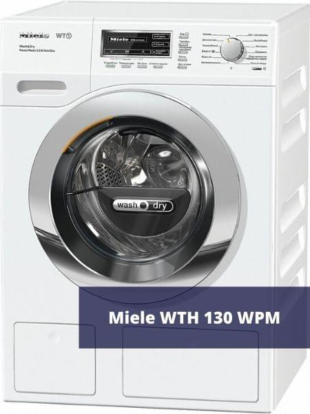 Miele WTH 130 WPM