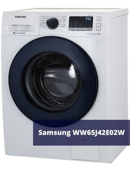 Samsung WW65J42E02W